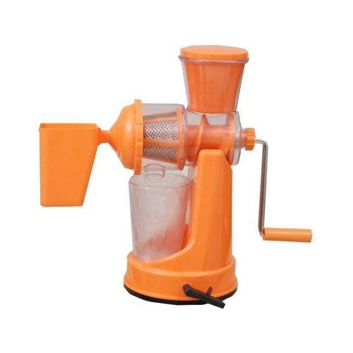 Manual Fruit & Vegetable Juicer - Orange