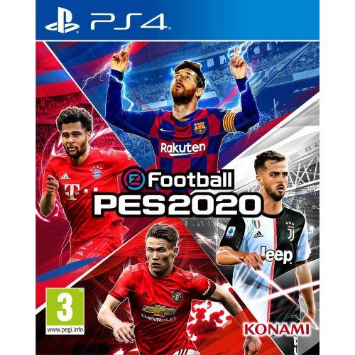 PS4 Pro Evolution Soccer - PES 2020