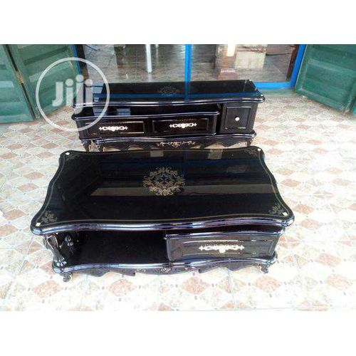 Royal Tv Stand And Table With Drawers(Prepaid Orders Only)