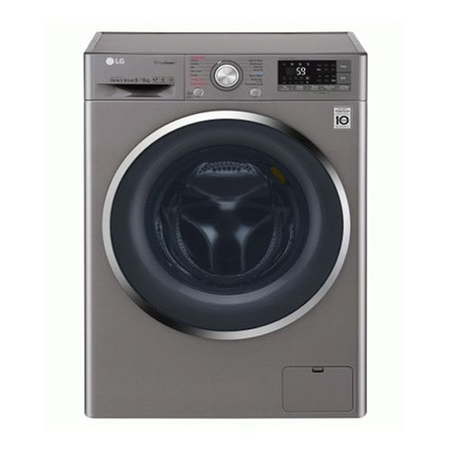 2 IN1 Washing And Dryer Machine Front Loader 4J8FHP2S {9kg/6Kg With Two Years Warranty