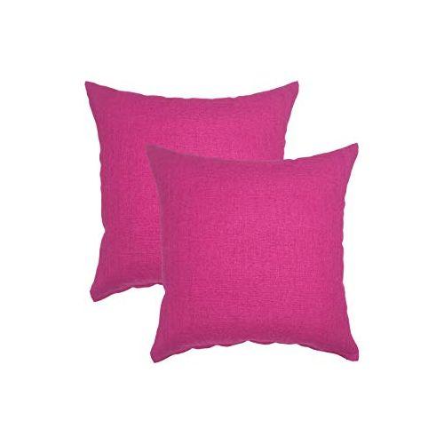 Cherrie Throw Pillow Set- PINK- 2pillows