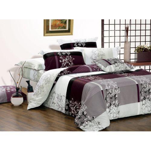 Complete Bedsheet +duvet+pillow Cases+duvet Bag