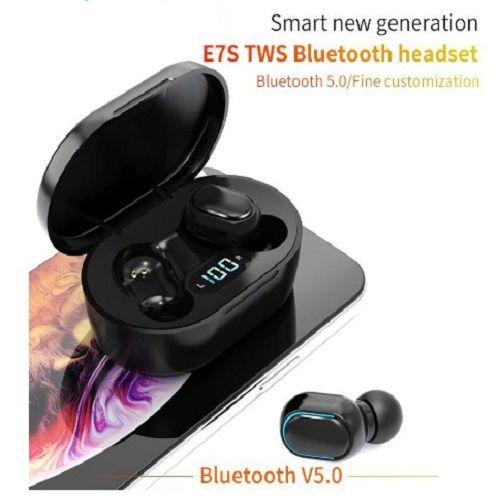 E7S Wireless Earphones Bluetooth Headset