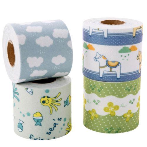 Waterproof Kitchen Sticker, Bathroom Electrostatic Water-absorbing Sticker Tile Stickers Peel And Stick Wallpapers