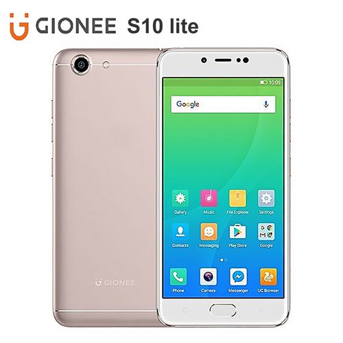 S10 LITE 5.2 Inch 4GB RAM 32GB ROM 16MP+13MP Hybrid Dual SIM Android 7.1 4G LTE Smartphone 3100mA-Gold