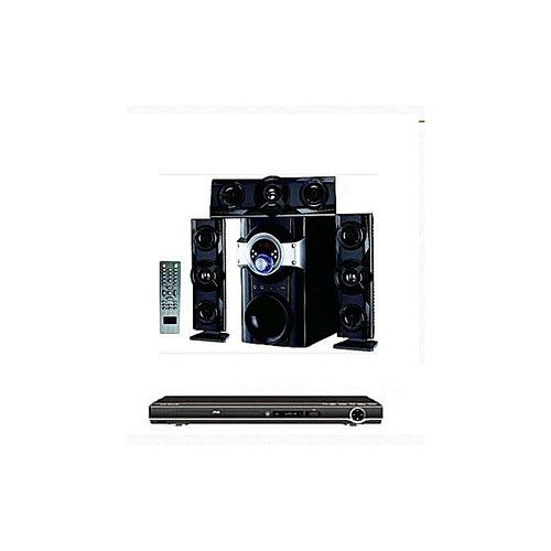 3.1CH Bluetooth Home Theatre System + DVD Player