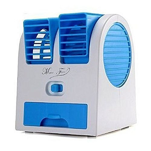 Mini Potable Air Conditioner Cooling Fan