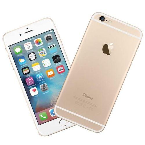Apple IPhone 6 4.7 Inch 1GB + 16GB 8MP + 1.2MP Finger Sensor 4G LTE Smartphone (Gift)