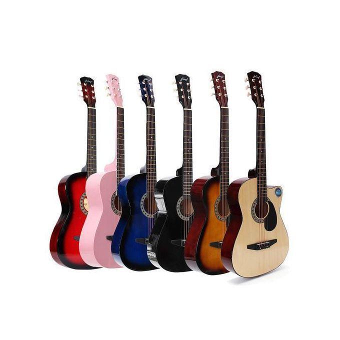 Generic Acoustic Box Guitar 38 Or 39 Jumia Nigeria