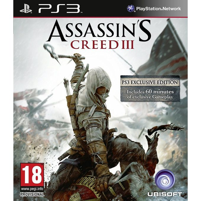 Ubisoft Ps3 Assassin S Creed Iii Jumia Nigeria