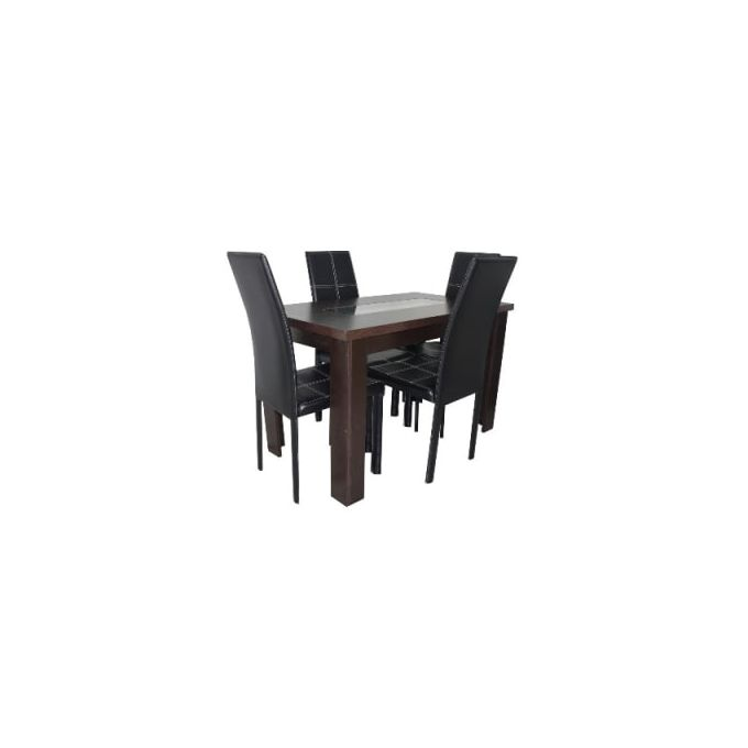 Generic Dining Table And Chairs - 4 Seater Dining Set ...
