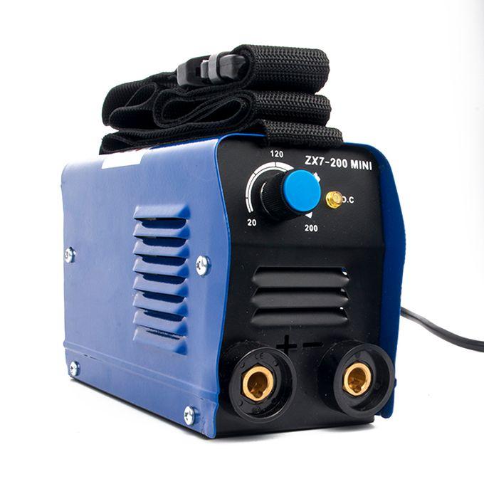 Mini 200AMP Welding Inverter Machine MMA//ARC//STICK Household Welder IGBT 220V