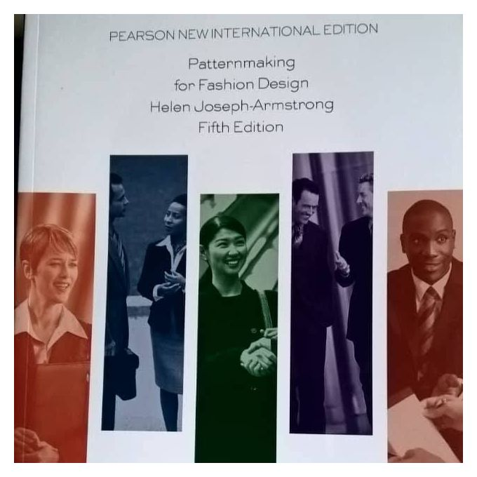 Pearson Pattern Making By Helen Armstrong Jumia Nigeria