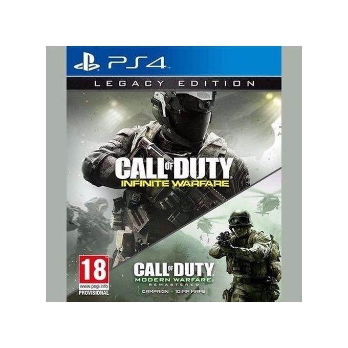 Sony Ps4 Call Of Duty Infinite Warfare Legacy Edition Jumia Nigeria