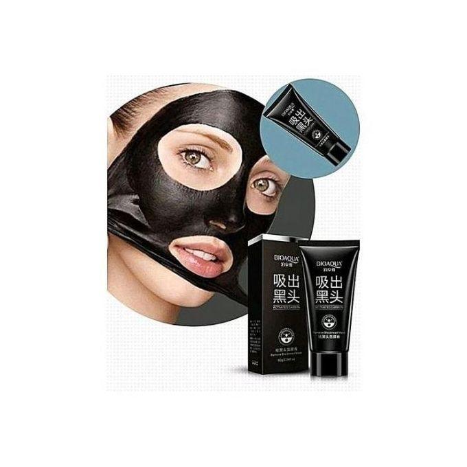 Bio Aqua Deep Cleansing Black Head Mask Acne Treatment Anti Aging Face Mask Jumia Nigeria