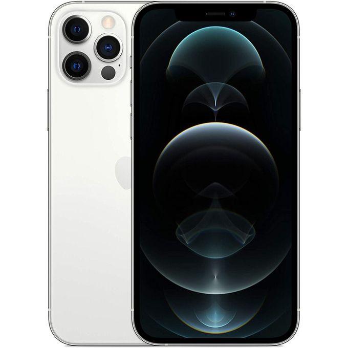 Apple IPhone 12 Pro - 256GB, 6GB RAM, 6.1-Inch,(12MP+12MP+12MP) - Silver | Jumia Nigeria