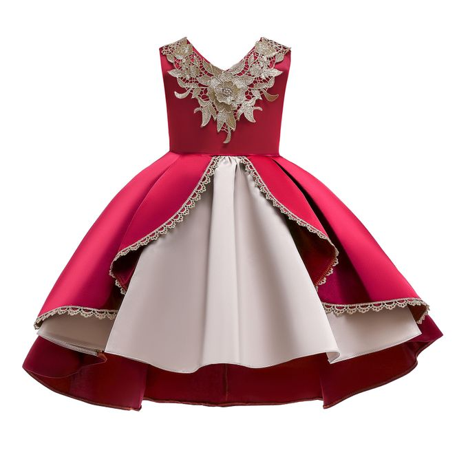 christmas gown for kids