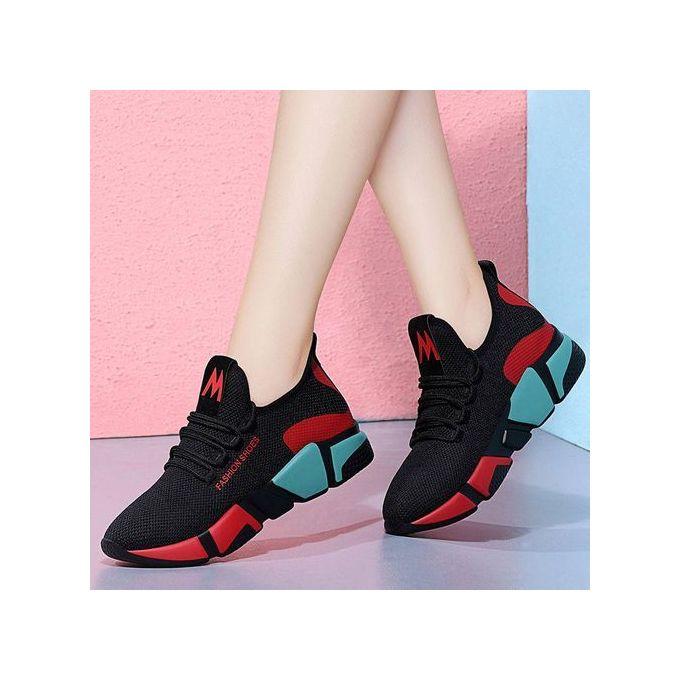 Fashion Women's Sneakers Lightweight