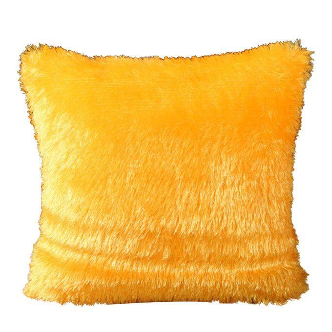 Fashion Fluffy Fur Throw Pillows Black Jumia Nigeria