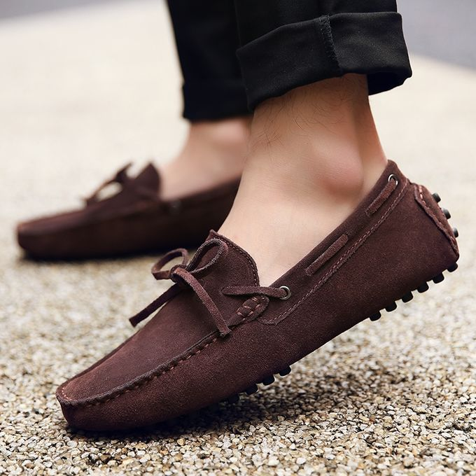 Flangesio EUR Size 38-49 Cow Suede
