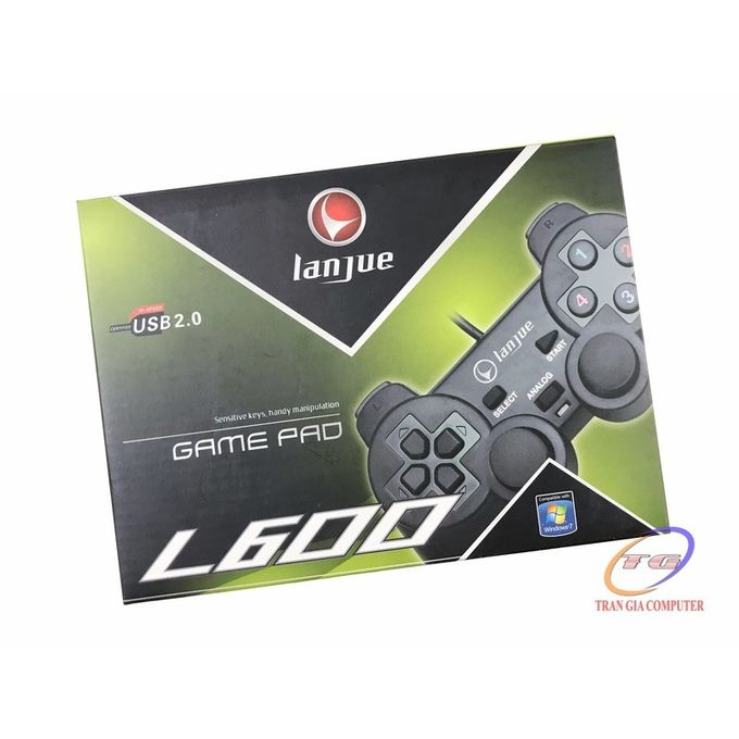 Image result for Lanjue USB Joystick/Gamepad For Pc/Laptop