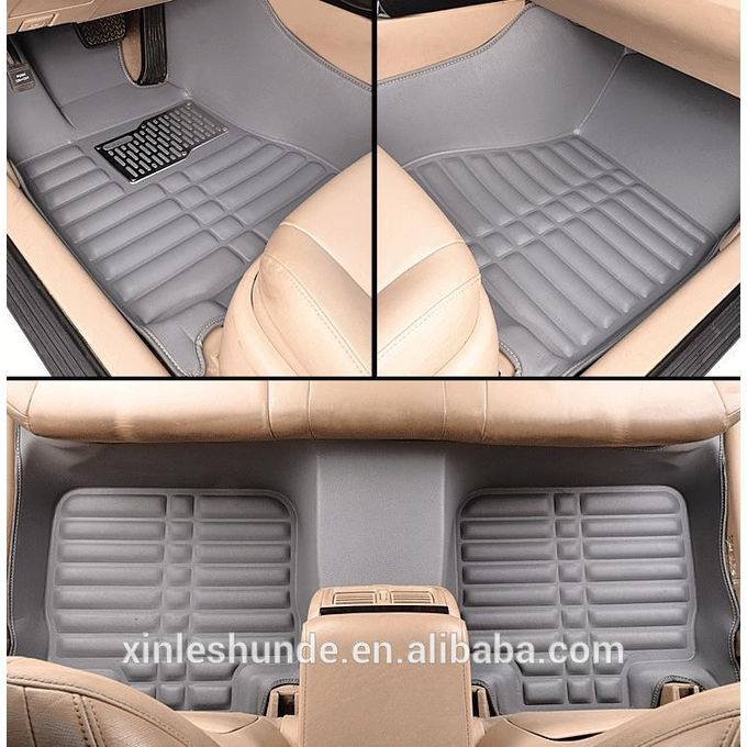 Generic Car Leather Foot Mat / Customize 5D Car Floor Mat