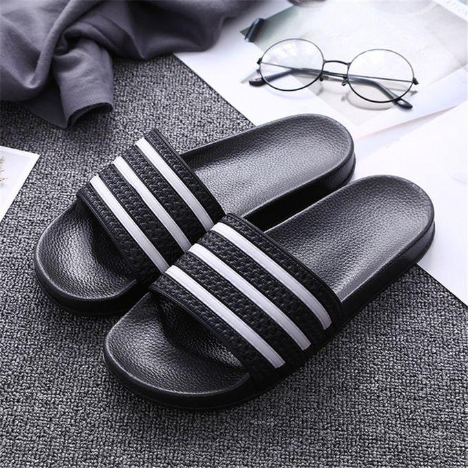 Fashion Men Summer Slippers Home Soft