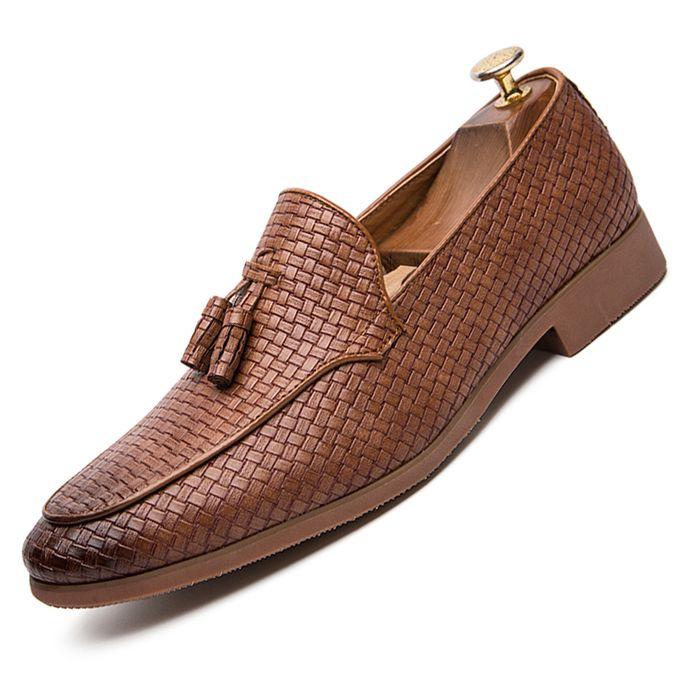 Tel Oxfords Men Formal Shoes