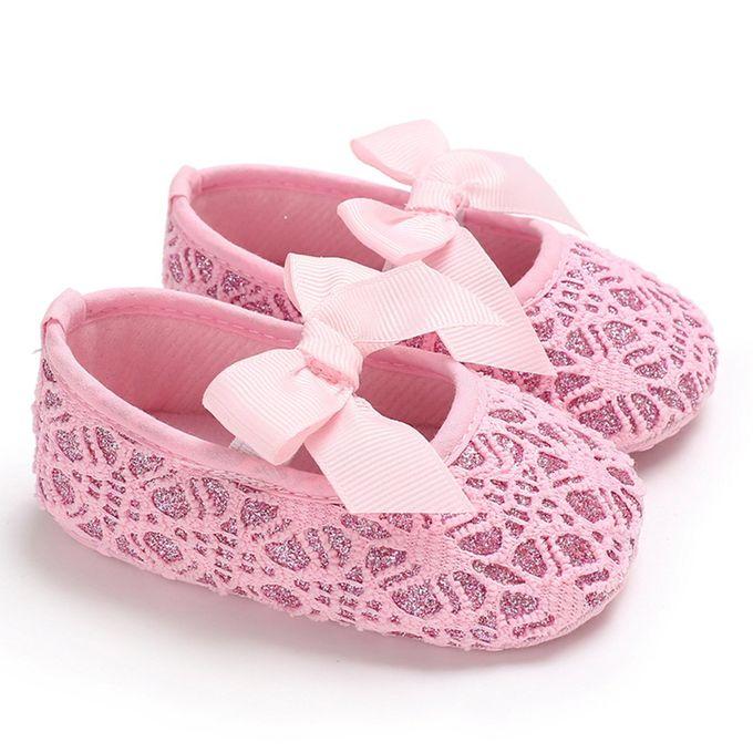 Fashion Baby Shoes Soft Bottom Dress