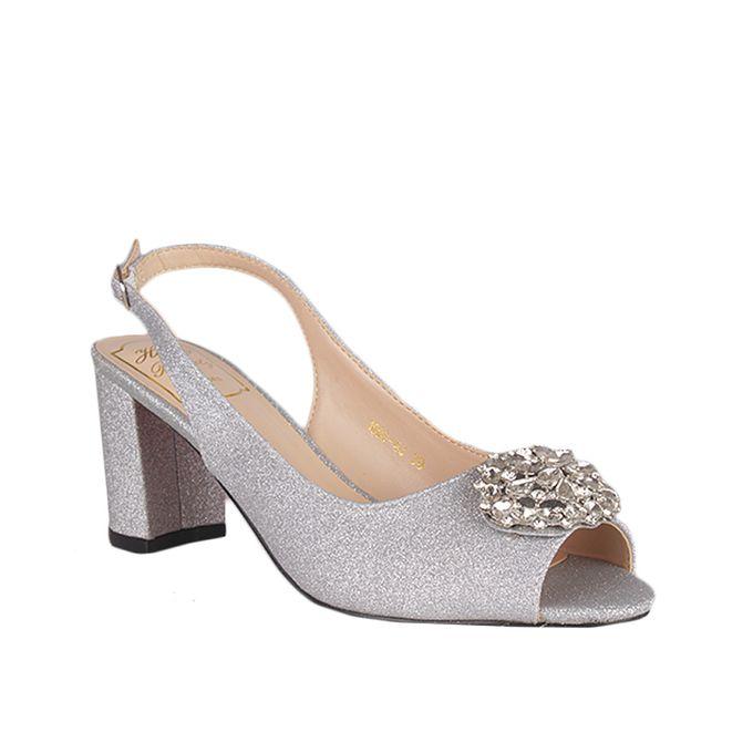 Honey Beauty Sandals Low Heels Block