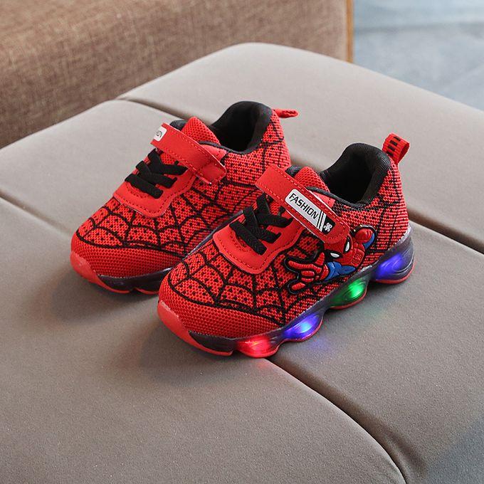 led luminous shoes
