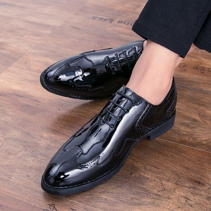 Fashion Men's Formal Oxford Boat Shoes