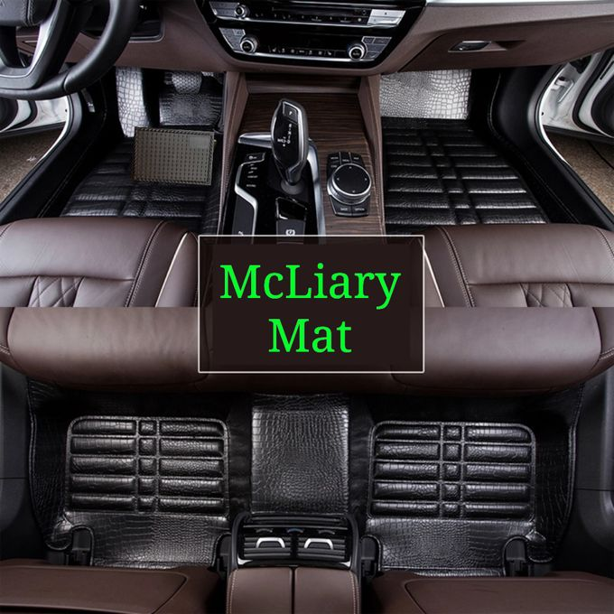 Generic Car Foot Mat/Customize Leather Carpet/Car Floor
