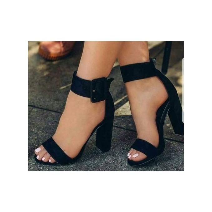 Fashion Women Platform High Heel Shoes
