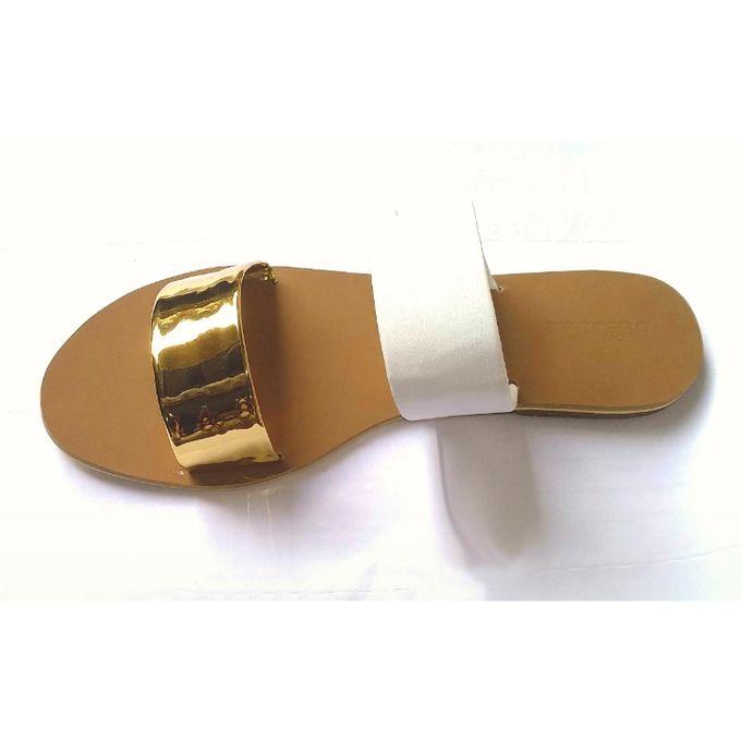 JGeTters Jentel Ladies Flat Slippers