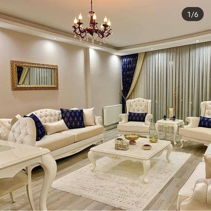 Exclusive Luxury Living Room Sofa