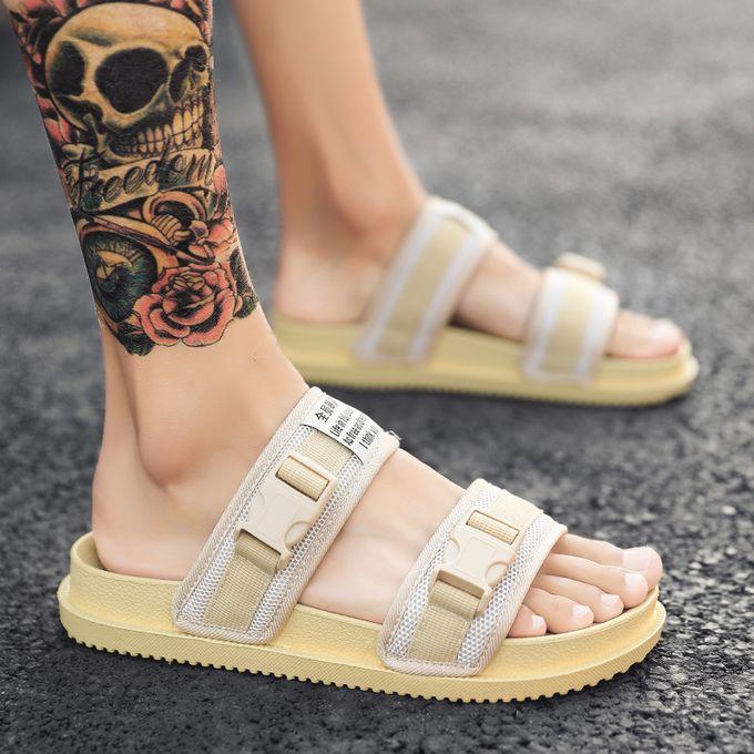 Fashion Men Shoes Flip-Flops Outdoor