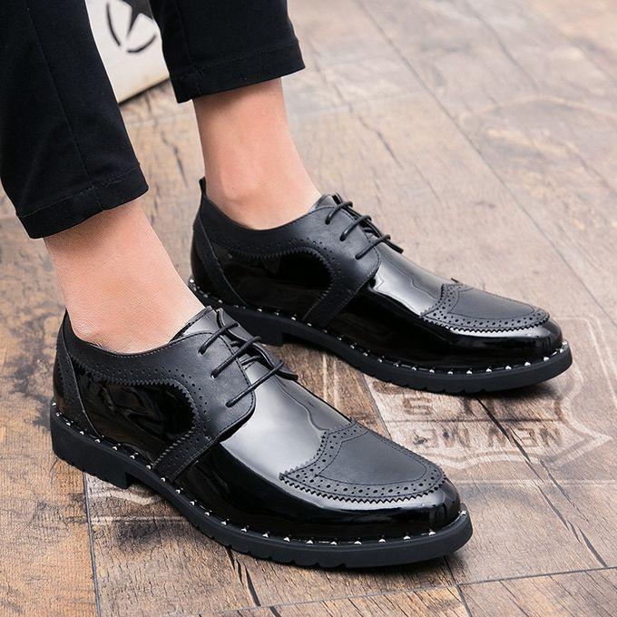 Fashion Plus Size 38-48 Men Formal