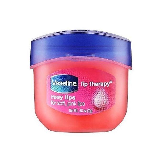 Vaseline Lip Therapy Rosy Lips Balm Jumia Nigeria