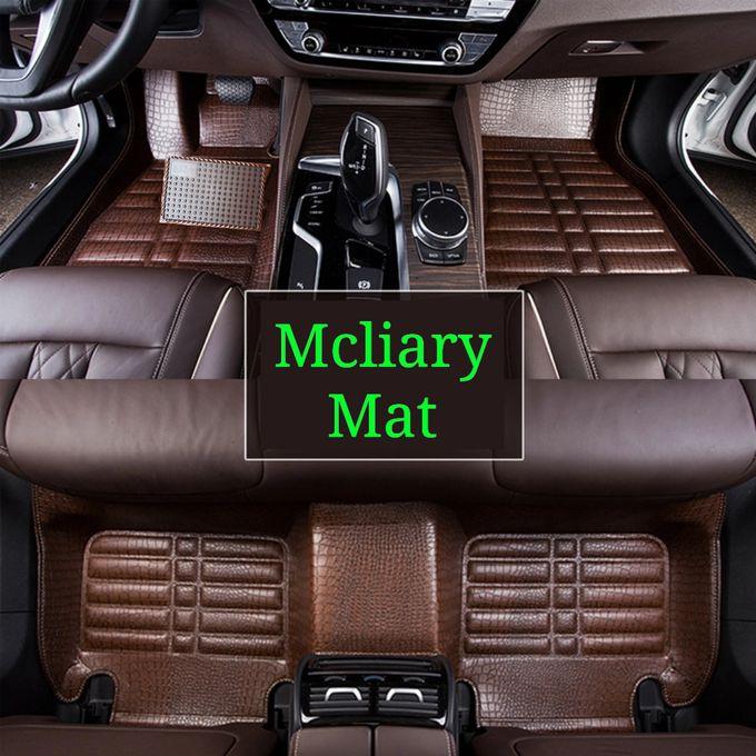 Generic Car Foot Mat/Customized Leather Carpet/Rug/Floor