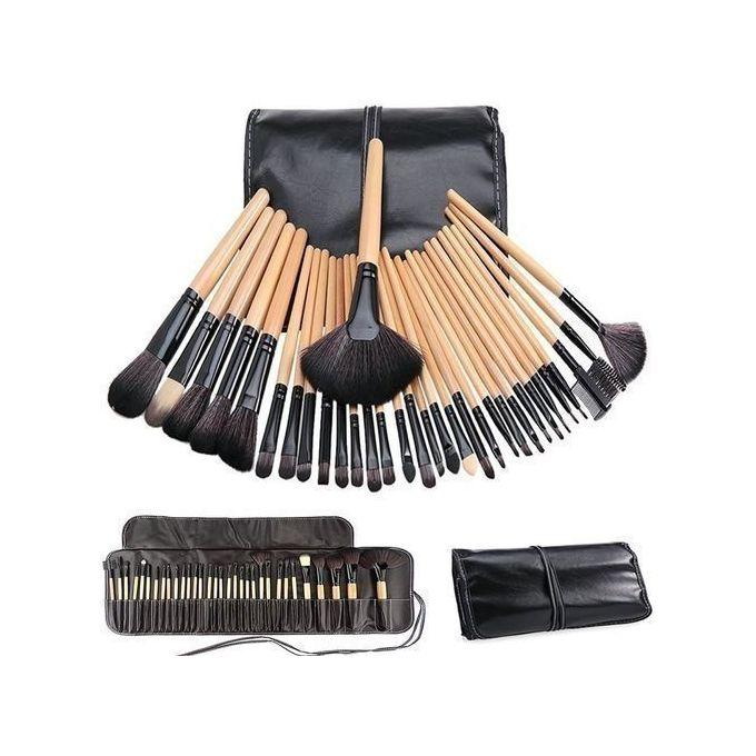 32pcs Professional Makeup Brush Set