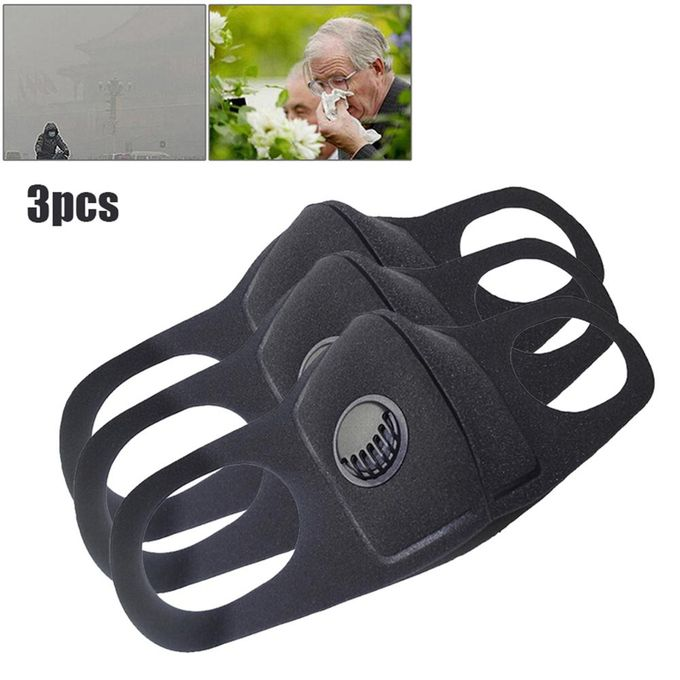 Reusable Dust Respirator Mask Dust Face Mask For Adult