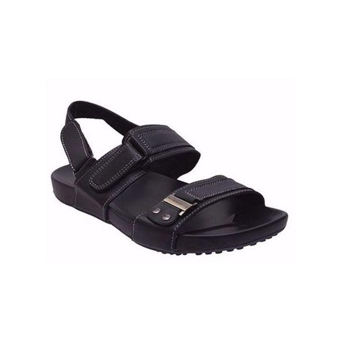 Fashion Men's Sandals - Black | Jumia
