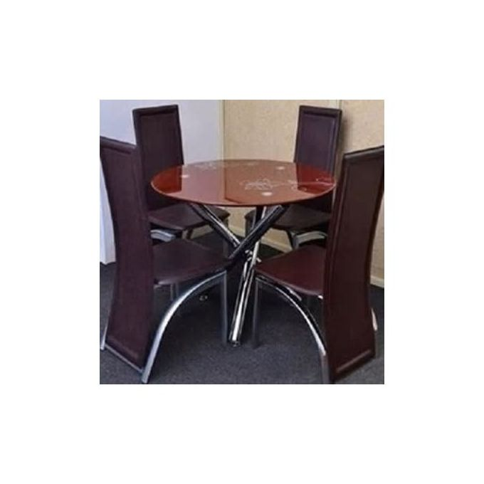 Generic Dinning Table With Four Sitting Chairs ([PREPAID