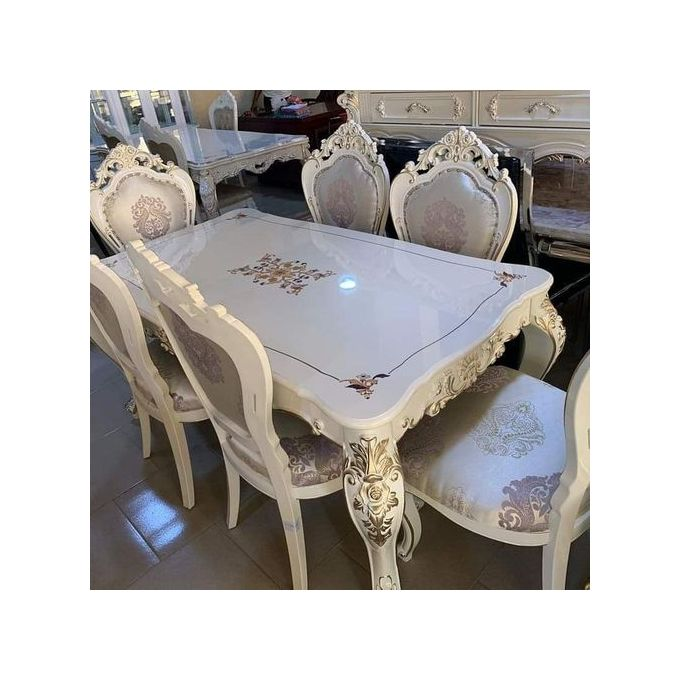 Generic MAJESTY Dinning Table With Classic Royal Chair