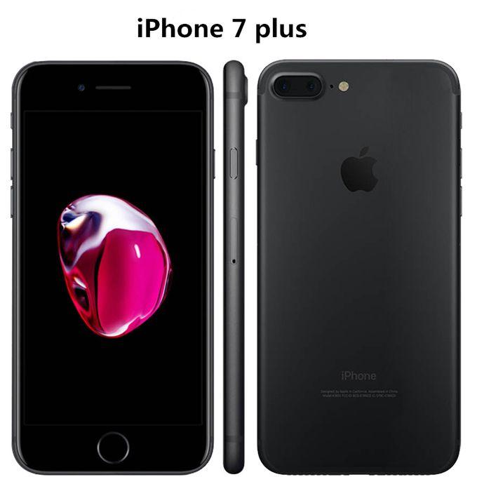 Apple Iphone 7 Plus 5 5 Inch 128gb 3gb 12mp 7mp Fingerprint Smartphone Refurbished Black Jumia Nigeria