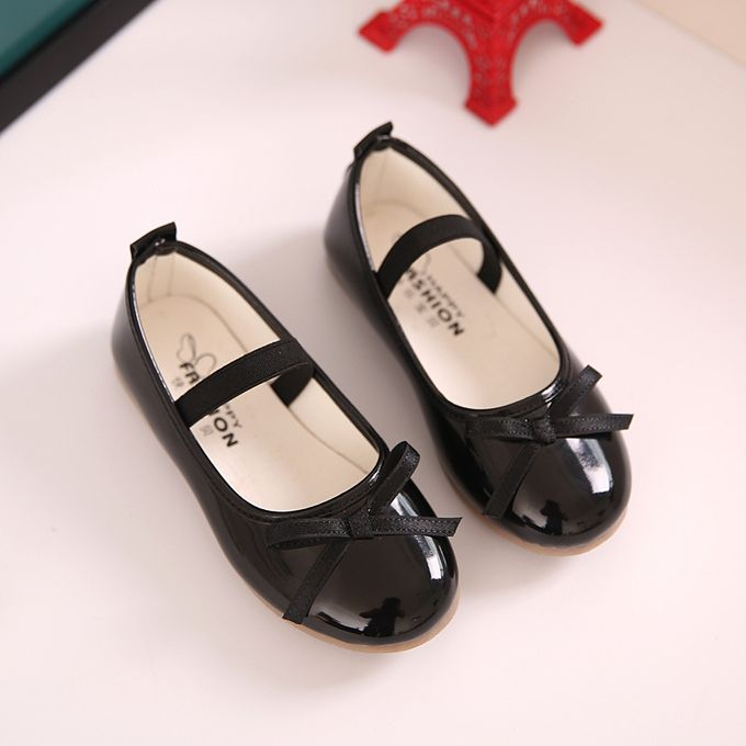 Fashion Children's Small Leather Shoes
