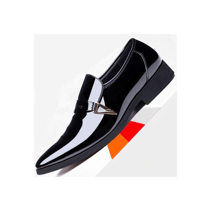 Fashion Glossy British-Business Men