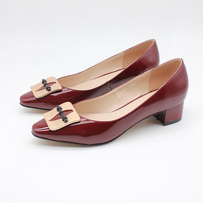 Fashion Smart Ladies Medium Block Heels