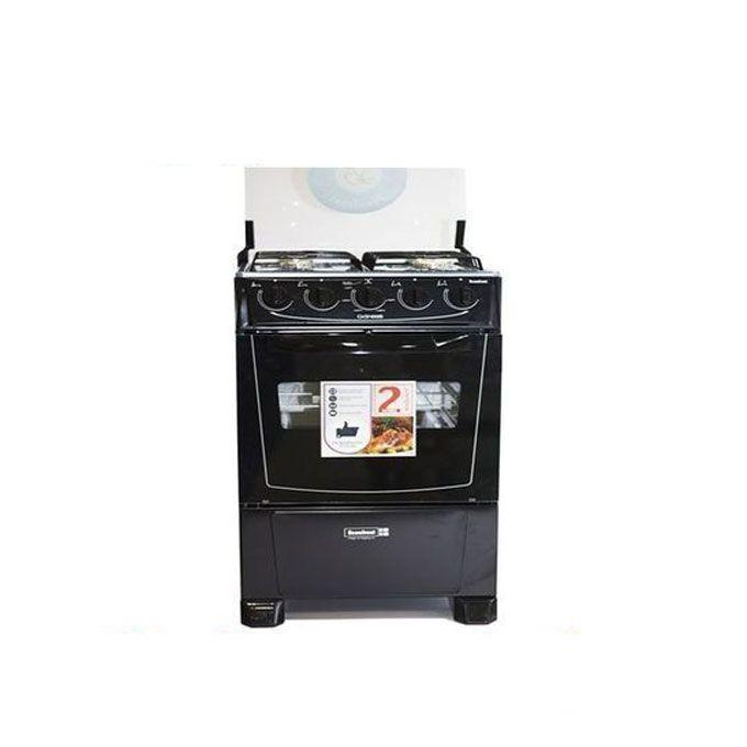 Scanfrost 4-Burner Gas Cooker CK-5400 NG - Black   Jumia Nigeria